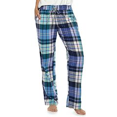 Women's SONOMA Goods for Life™ Flannel Pajama Pants