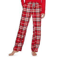 Women's SONOMA Goods for Life™ Flannel Pajama Pants