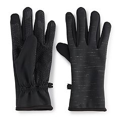Men's Tek Gear® WarmTEK Reflective Wind-Resistant Gloves