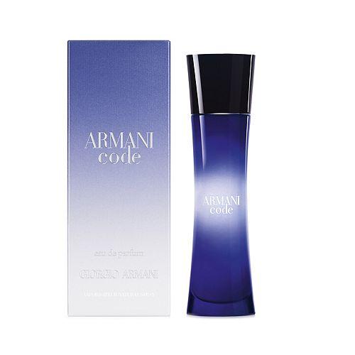 39e100b282 Giorgio Armani Code Women's Perfume - Eau De Parfum