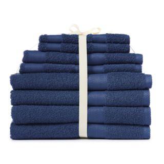 The Big One® 12-piece Back to School Bath Towel Set