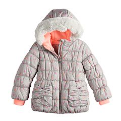 Baby Girl ZeroXposur Aubree Printed Jacket