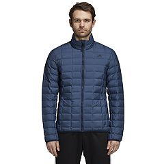 Men's adidas Outdoor Varilite Down-Fill Grid Jacket