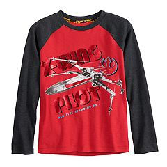 Boys 4-8 Star Wars a Collection for Kohl's X-Wing Raglan Tee