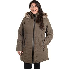 Womens Puffer Coats Amp Quilted Jackets Kohl S