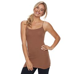 Juniors' SO® Seamless Tunic Cami
