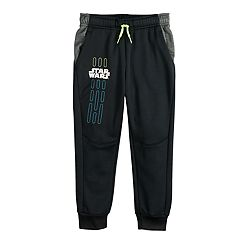 Boys 4-8 Star Wars a Collection for Kohl's Glow in the Dark Jogger Pants