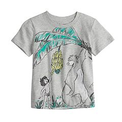 Disney's The Jungle Book Toddler Boy Softest Graphic Tee by Jumping Beans®