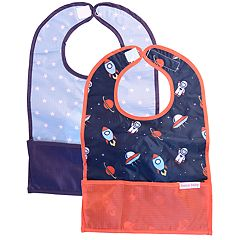 Bazzle Baby 2-pack Space Out & Galaxy GoBibs