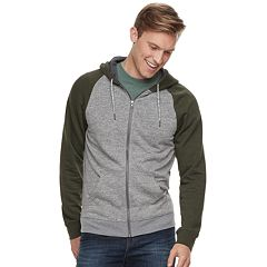Men's Urban Pipeline™ Fleece Raglan Hoodie