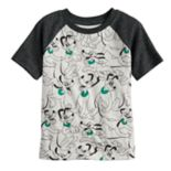 Disney's Pluto Toddler Boy Raglan Graphic Tee by Jumping Beans®