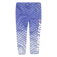 Toddler Girl Nike Shimmer Logo Leggings