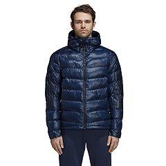 Men's adidas Outdoor Itavic 3-Stripe Hooded Jacket