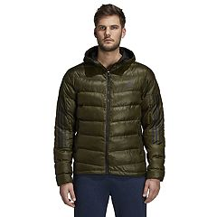 Men's adidas Outdoor Itavic 3-Stripe Hooded Jacket