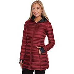 Women's Halitech Hooded Lightweight Packable Puffer Coat