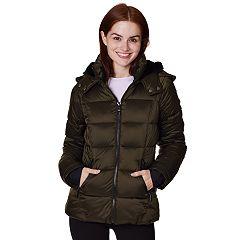 Women's Halitech Hooded Puffer Jacket