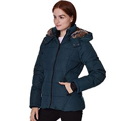 Women's Halitech Hooded Puffer Jacket