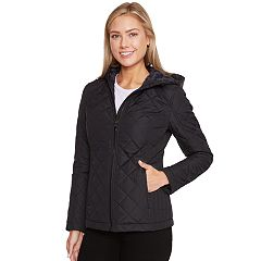 Women's Halitech Hooded Quilted Jacket