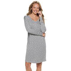 Women's SONOMA Goods for Life™ High-Low Sleepshirt