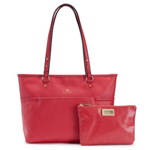 Juicy Couture Double Handle Shoulder Bag