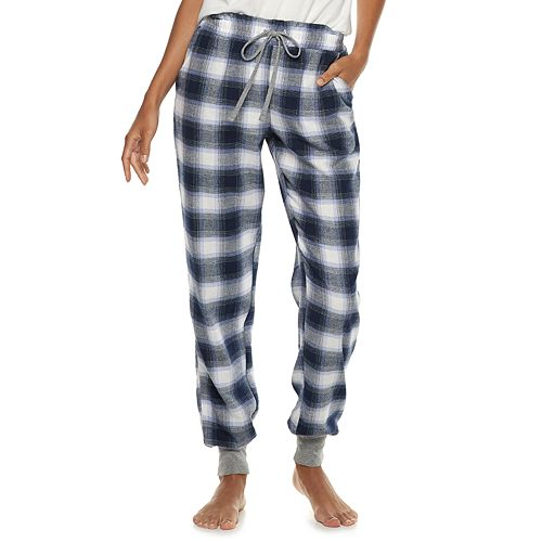 Women's SONOMA Goods for Life™ Flannel Joggers