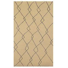 United Weavers Casablanca Temara Geometric Shag Rug