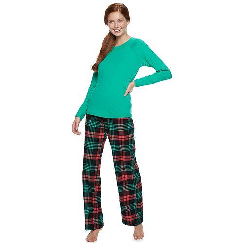 Juniors' SO® 3-piece Sleep Tee, Pants & Sleep Shorts