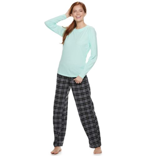 Juniors' SO® 3-piece Sleep Tee, Pants & Sleep Shorts Pajama Set