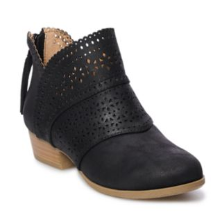 SO® Dollie Girls' Ankle Boots