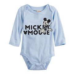 Disney's Mickey Mouse Baby Girl Bodysuit by Jumping Beans®