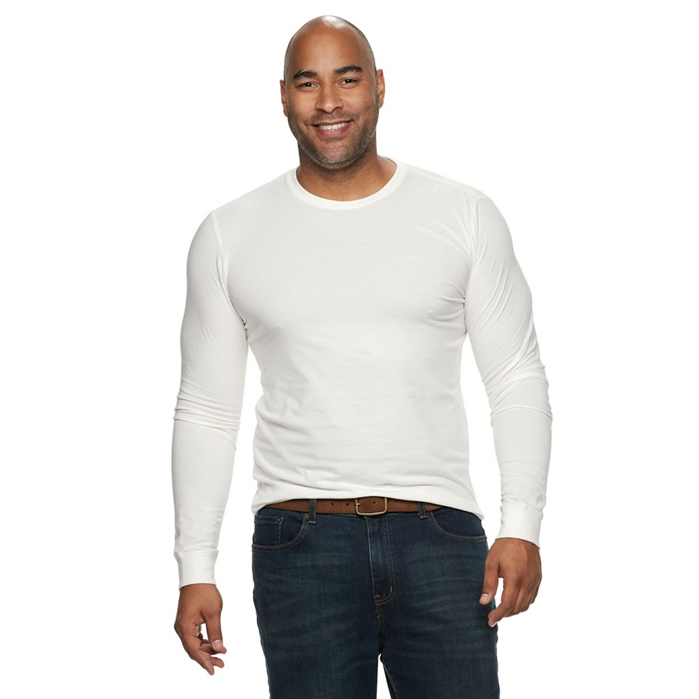 Big & Tall SONOMA Goods for Life® Supersoft Crewneck Tee