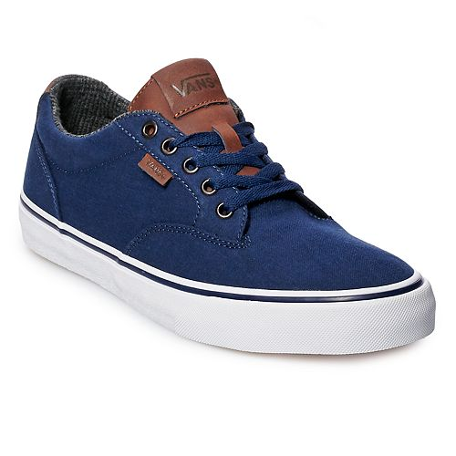 0ba49858ea7d33 Vans Winston Deluxe Men s Skate Shoes