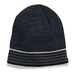 Men's Tek Gear™ WarmTek Marled Striped Reflective Beanie