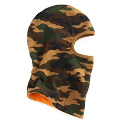 Men's Tek Gear™ WarmTek 4-in-1 Reversible Microfleece Balaclava Face Mask