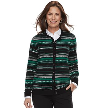 9a13f11f7c7bf Women s Croft   Barrow® Classic Extra Cozy Cardigan