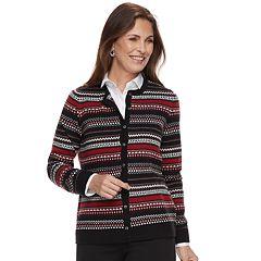 Women's Croft & Barrow® Essential Extra Cozy Cardigan