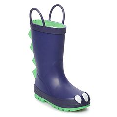 Carter's Jabari Toddler Boys' Waterproof Rain Boots