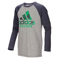 Boys 8-20 adidas Performance Football Raglan Tee