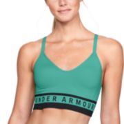Under Armour Seamless Longline Low-Impact Sports Bra 1322552