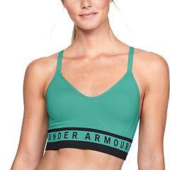 Under Armour Seamless Longline Low-Impact Sports Bra 1322552