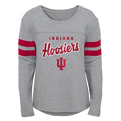 Girls 7-16 Indiana Hoosiers Field Armour Tee
