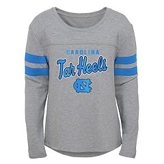 Girls 7-16 North Carolina Tar Heels Field Armour Tee