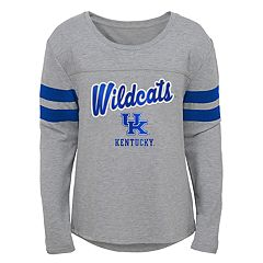 Girls 7-16 Kentucky Wildcats Field Armour Tee