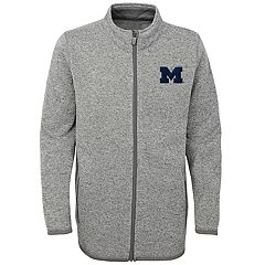 Boys 8-20 Michigan Wolverines Lima Fleece Jacket