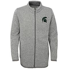 Boys 8-20 Michigan State Spartans Lima Fleece Jacket