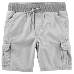 Toddler Boy OshKosh B'gosh® Canvas Cargo Shorts