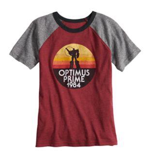 Boys 4-10 Jumping Beans® Optimus Prime Graphic Tee
