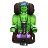 Marvel Avengers The Hulk Combination Booster Car Seat by KidsEmbrace