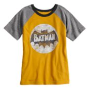 Boys 4-10 Jumping Beans® Distressed Batman Graphic Tee