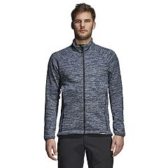 Men's adidas Outdoor Knit Fleece Jacket